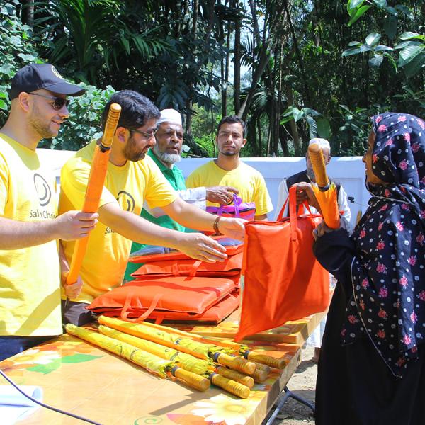 Donate to Rohingya Refugee in Bangladesh